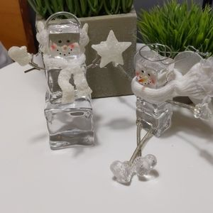 Other - Ice Cube Ornaments: Angels